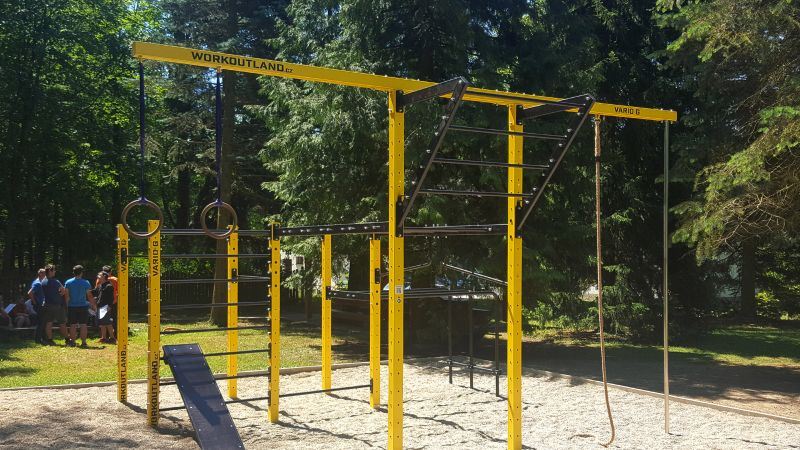 Střední lesnická škola Křivoklát